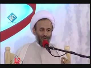 سخنرانی استاد پناهیان درباره ی بعد از ازدواج حضرت علی(ع) و فاطمه(س)